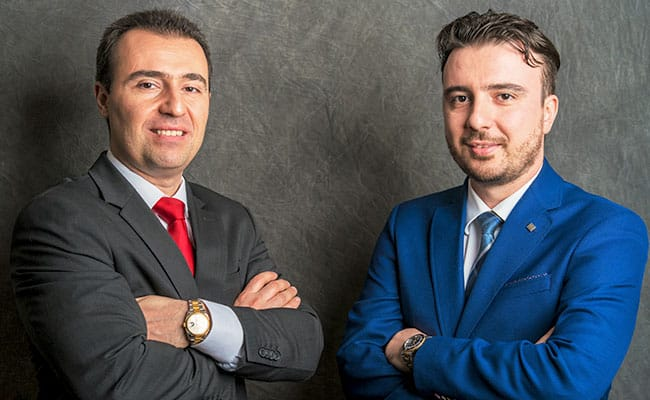 Varos & Alen Babakhanians - Brilliant Tax & Accounting Services